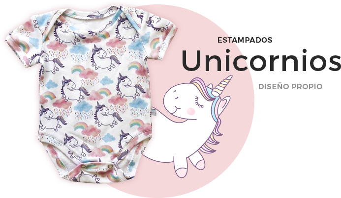 body de unicornios