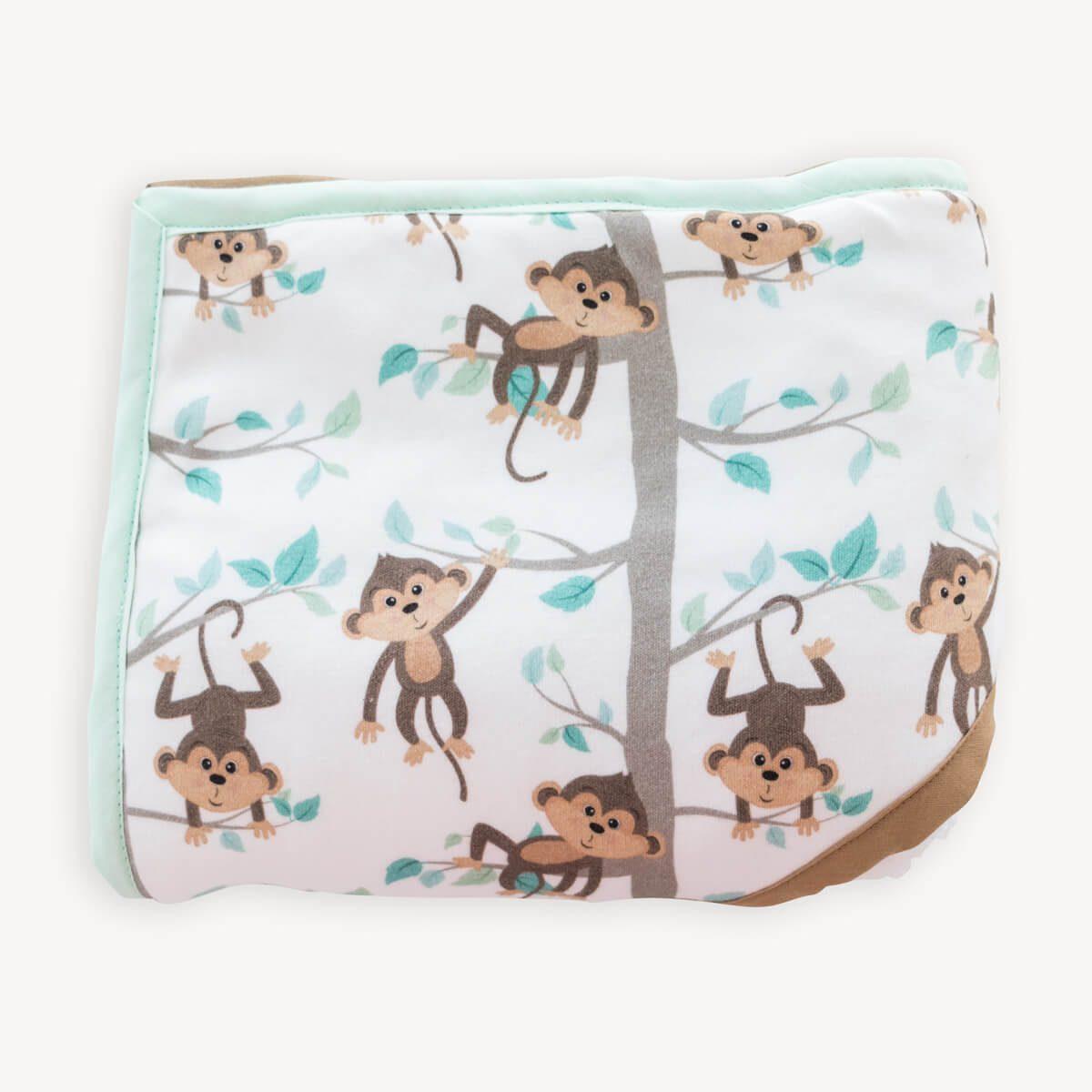 capa de baño de monos