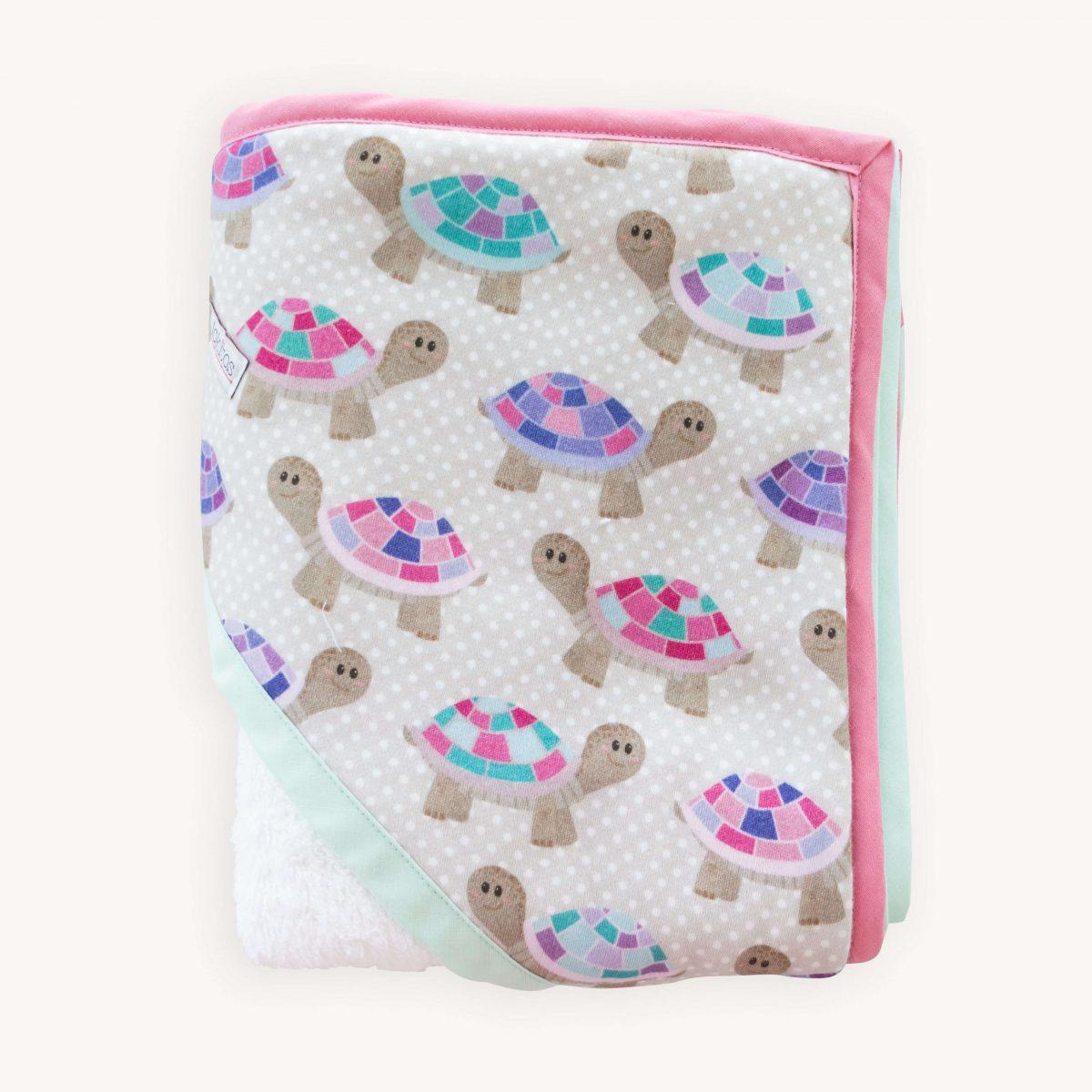 capa de baño de tortugas