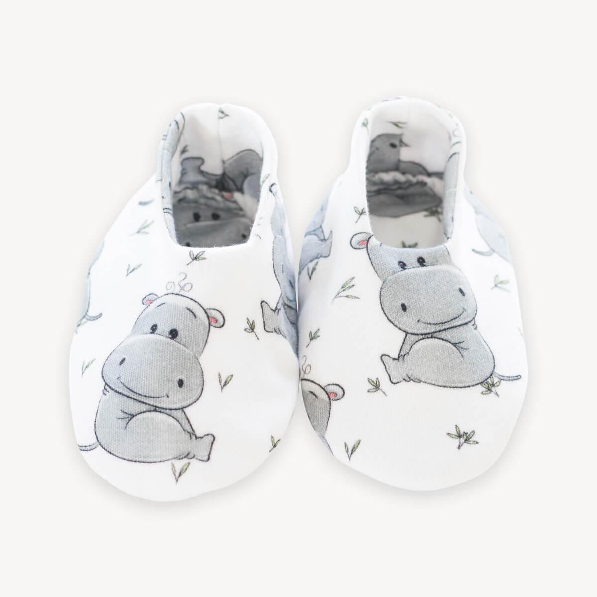 patucos de hipopótamos