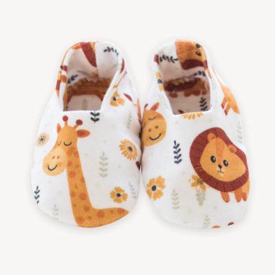 Giraffe Booties