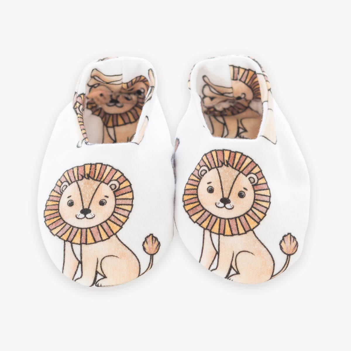 patucos de leones